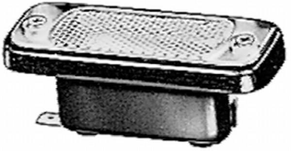 Eclairage de plaque HELLA 2KA 003 738-057 (X1)