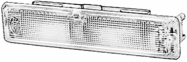 Ampoule, éclairage intérieur HELLA 2JA 001 357-012 (X1)