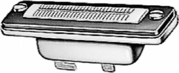 Eclairage de plaque HELLA 2KA 001 388-097 (X1)