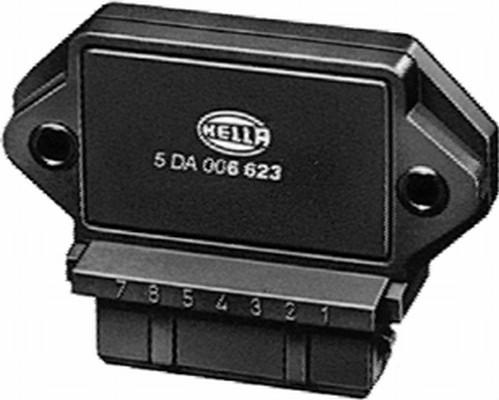Module d'allumage HELLA 5DA 006 623-001 (X1)