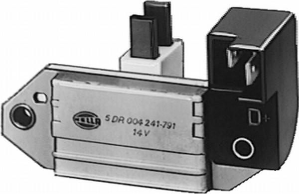Regulateur d'alternateur HELLA 5DR 004 241-791 (X1)