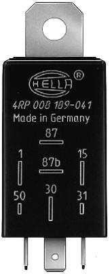 Moteur HELLA 4RP 008 189-041 (X1)