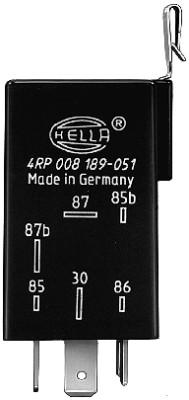 Moteur HELLA 4RP 008 189-051 (X1)