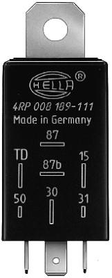 Moteur HELLA 4RP 008 189-111 (X1)