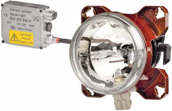 Optique / phare / feu HELLA 1K0 008 192-001 (X1)