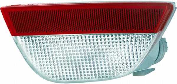 Optique / phare / feu HELLA 2ZR 354 063-021 (X1)