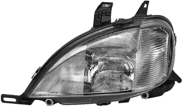 Optiques et phares HELLA 1EA 963 130-451 (X1)