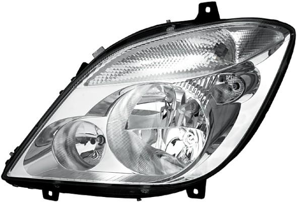 Optiques et phares HELLA 1EB 247 012-021 (X1)