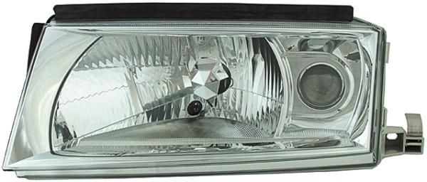 Optiques et phares HELLA 1EL 010 202-021 (X1)
