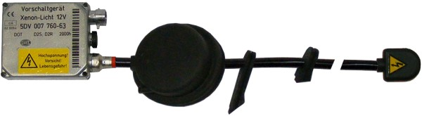 Ballast xenon HELLA 5DV 007 760-631 (X1)