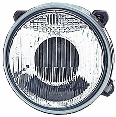 Optique / phare / feu HELLA 9BG 135 942-011 (X1)