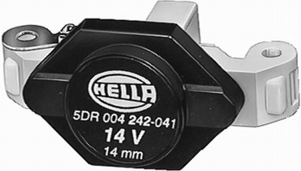 Regulateur d'alternateur HELLA 5DR 004 242-041 (X1)