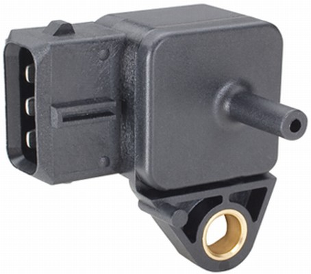 Capteur, pression du tuyau d'admission HELLA 6PP 009 400-571 (X1)