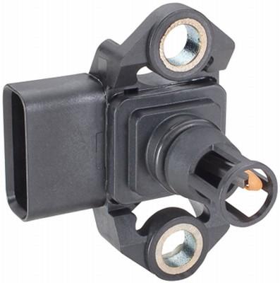 Capteur, pression du tuyau d'admission HELLA 6PP 009 400-361 (X1)