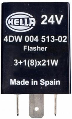Centrale clignotante HELLA 4DW 004 513-021 (X1)