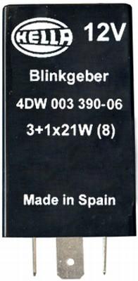 Centrale clignotante HELLA 4DW 003 390-061 (X1)