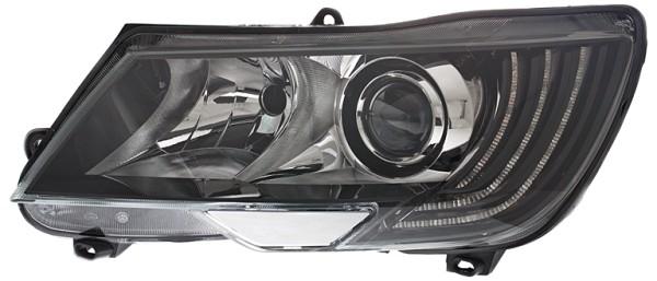 Optiques et phares HELLA 1ZS 011 314-331 (X1)