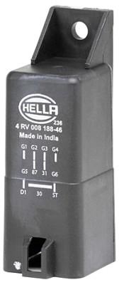 Relais de prechauffage HELLA 4RV 008 188-461 (X1)