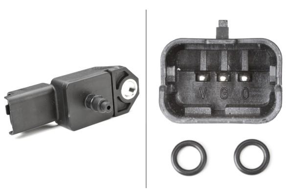 Capteur de pression HELLA 6PP 009 400-521 (X1)