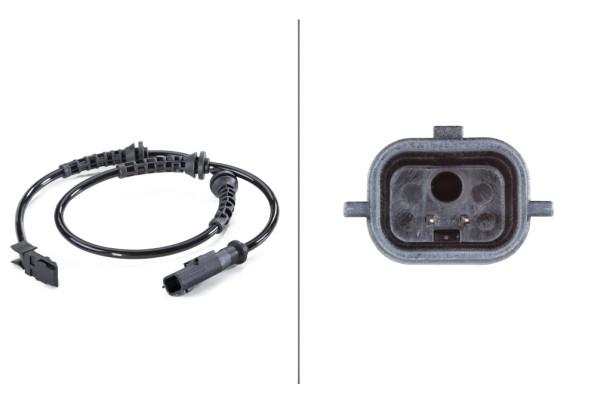 Capteur ABS HELLA 6PU 012 806-231 (X1)