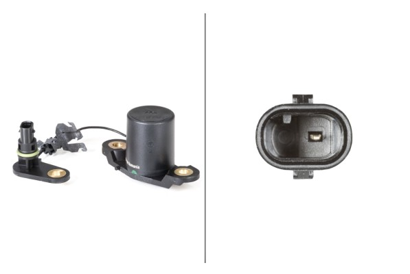 Capteur, niveau d'huile moteur HELLA 6PR 008 891-011 (X1)
