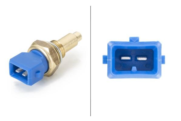 Capteur, temperature du liquide de refroidissement HELLA 6PT 009 309-291 (X1)