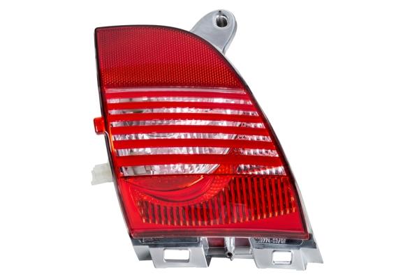 Galaxy Mk2 01 à 06 Intérieur Lampe Feux Arrière