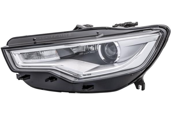 Optiques et phares HELLA 1EL 011 150-351 (X1)