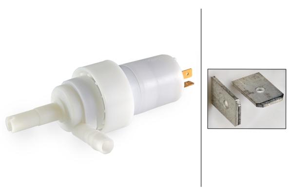 Pompe de lave-phare HELLA 8TW 004 764-021 (X1)