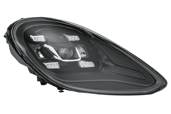 Optiques et phares HELLA 1EX 012 222-421 (X1)