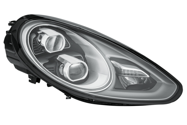 Optiques et phares HELLA 1EX 011 099-121 (X1)