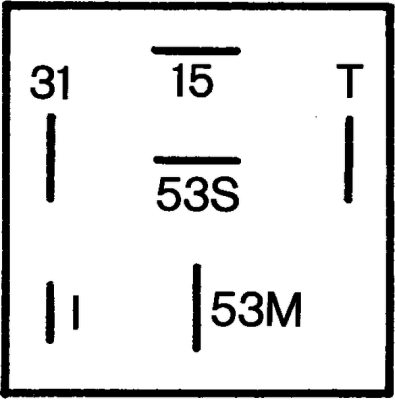 Moteur HELLA 5WG 003 620-091 (X1)