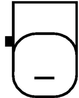 Capteur, pression d'huile HELLA 6ZL 003 259-511 (X1)