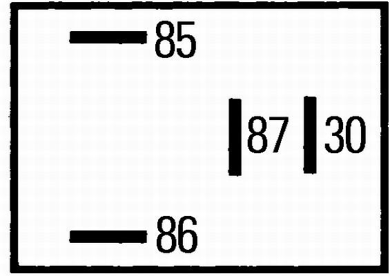 Moteur HELLA 4RA 933 766-111 (X1)