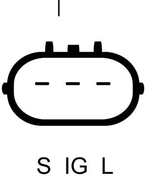 Alternateur LUCAS ELECTRICAL LRA03134 (X1)