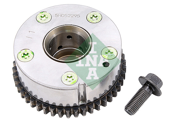 Dispositif de réglage électrique d'arbre à came INA 427 1075 30 (X1)