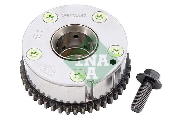 Dispositif de réglage électrique d'arbre à came INA 427 1076 30 (X1)