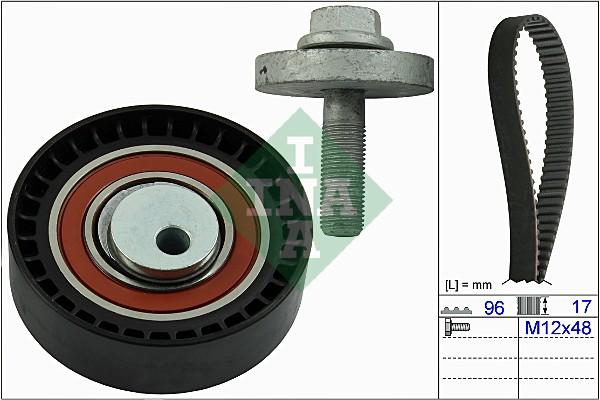 Kit distribution INA 530 0604 10 (X1)