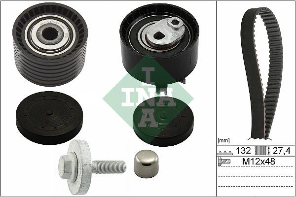 Kit distribution INA 530 0640 10 (X1)