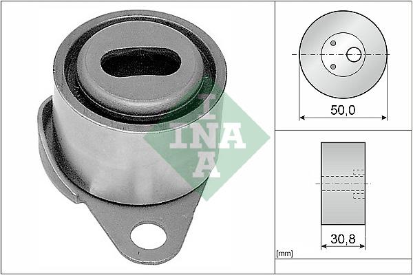 Galet tendeur de distribution INA 531 0061 10 (X1)