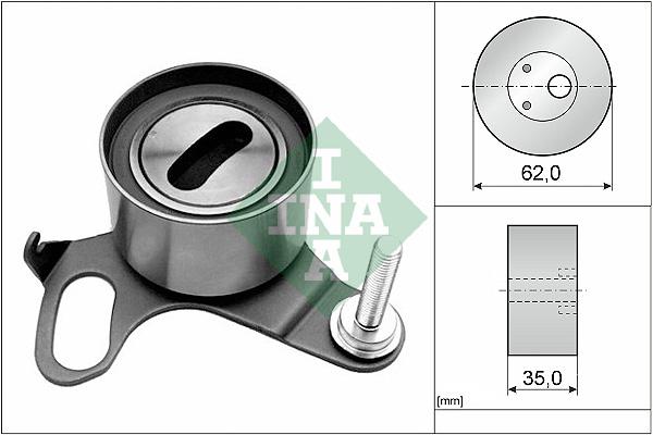 Galet tendeur de distribution INA 531 0191 20 (X1)