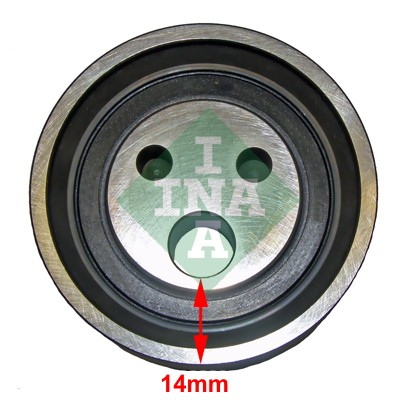 Galet tendeur de distribution INA 531 0818 10 (X1)