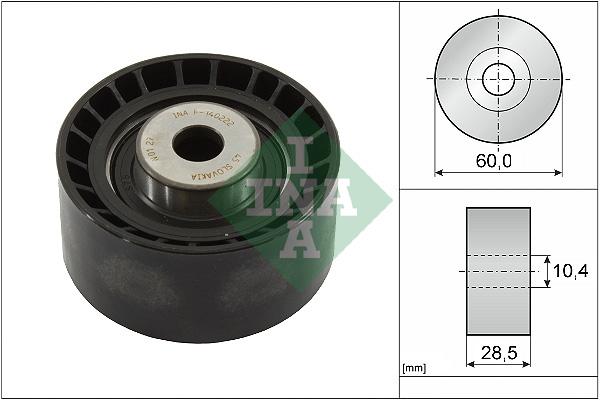 Courroies INA 532 0016 10 (X1)