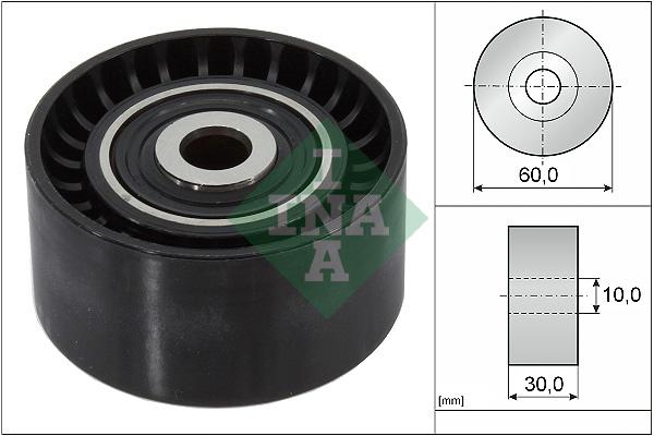 Courroies INA 532 0321 10 (X1)