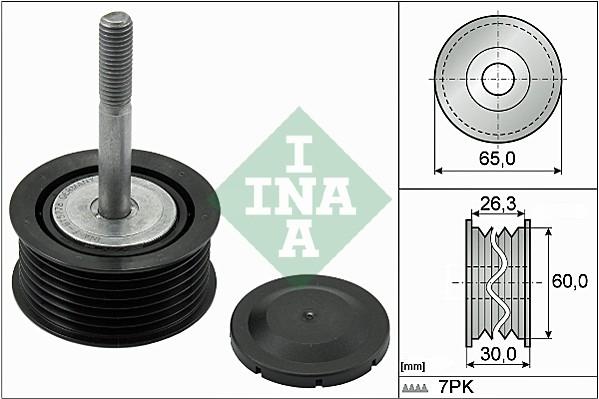 Galet enrouleur accessoires INA 532 0793 10 (X1)