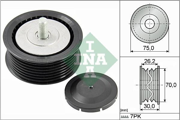 Galet enrouleur accessoires INA 532 0800 10 (X1)