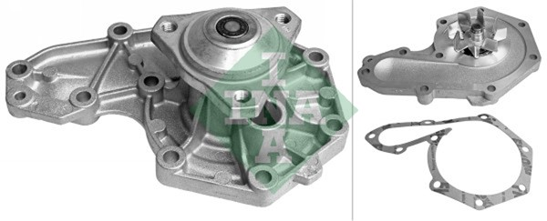 Pompe a eau INA 538 0057 10 (X1)