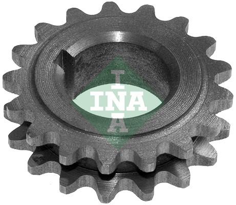 Pignon de vilebrequin INA 554 0072 10 (X1)