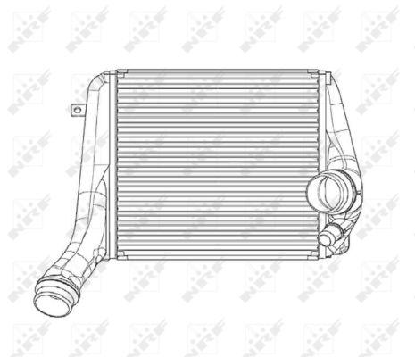 Intercooler radiateur de turbo NRF 30185 (X1)