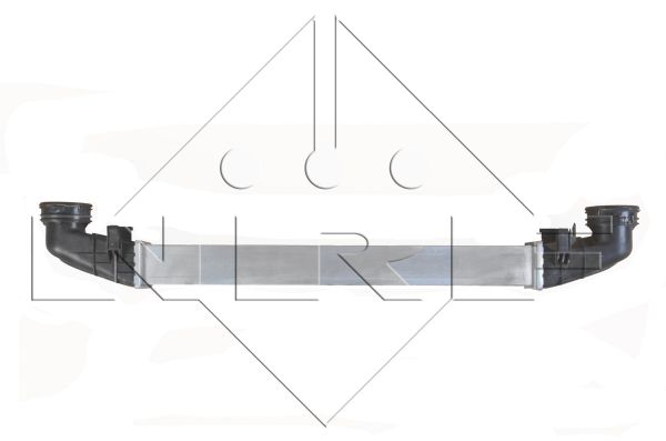 Intercooler radiateur de turbo NRF 30502 (X1)